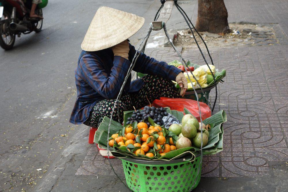 In Vietnams pulsierender Südstadt Ho Chi Minh City