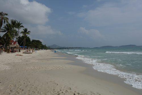 Paradiesische Strände auf den Thai-Inseln