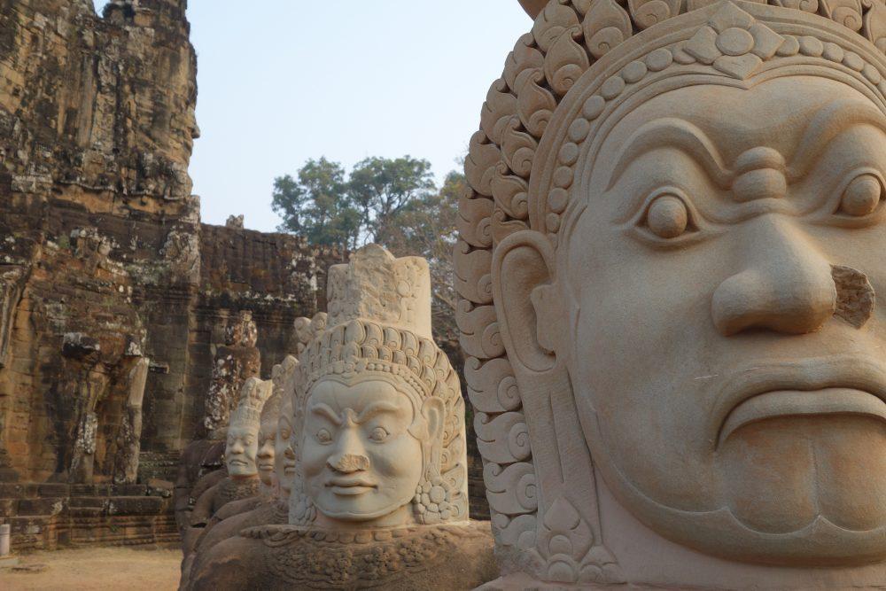 Verliebt in Kambodscha, seine Menschen und sein Essen