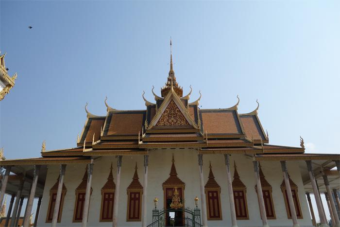 Phnom Penh und eine Reise nach Bangkok. Oder: Wie ich Malaria bekam, die keine Malaria war
