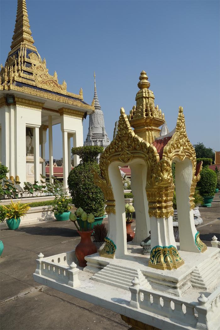Phnom Penh und eine Reise nach Bangkok Oder Wie ich