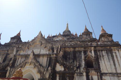 Bagan: Eine Busreise, die ist lustig