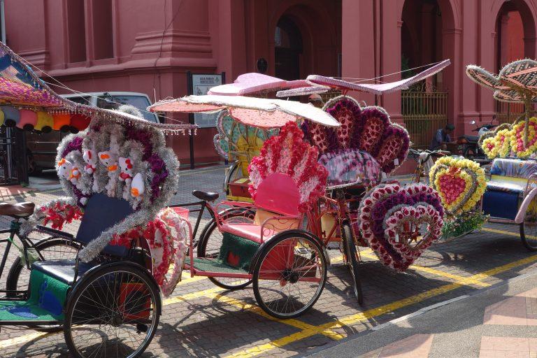 Melaka – ein wenig niederländisches Flair in Malaysia